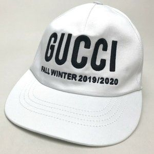 GUCCI 596211 3H149 With tag Logo embroidery hat Ba
